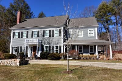 Wellesley Single Family Home For Sale: 21 Parker Road
