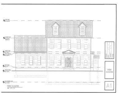 Franklin Single Family Home Under Agreement: 577 Pleasant St - Lot D