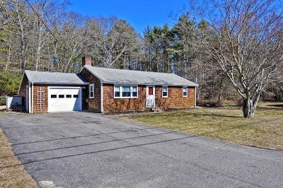 Middleboro Single Family Home Contingent: 24 Susan Ln