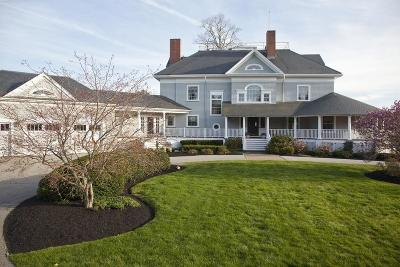 Hingham Single Family Home For Sale: 3 Sayles Rd