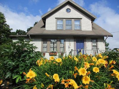 Wareham Single Family Home Contingent: 25 Prospect St