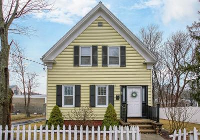 Reading MA Single Family Home Under Agreement: $399,900