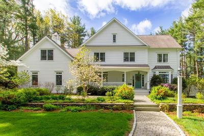 Medfield Single Family Home For Sale: 250 South St