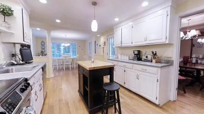 Duxbury Single Family Home For Sale: 18 Old Coach Way
