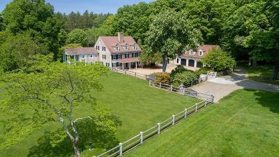 Wenham, Hamilton Single Family Home For Sale: 1028 Bay Rd