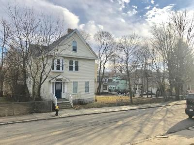 MA-Suffolk County Multi Family Home Under Agreement: 80 Minot St