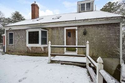 Wareham Single Family Home Under Agreement: 12 Tarpaulin Way