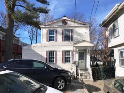Lowell Single Family Home Under Agreement: 235 Appleton St