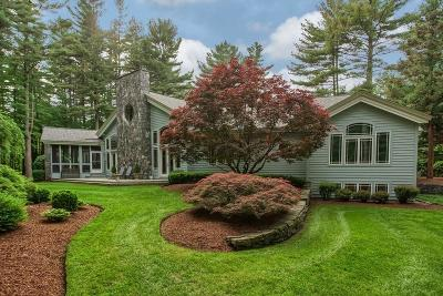 Concord Single Family Home For Sale: 193 Monument Farm Road