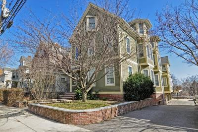 Somerville Single Family Home For Sale: 137 Sycamore