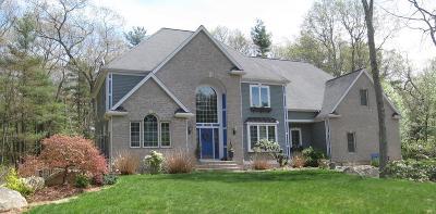 Franklin Single Family Home For Sale: 22 High Ridge Cir