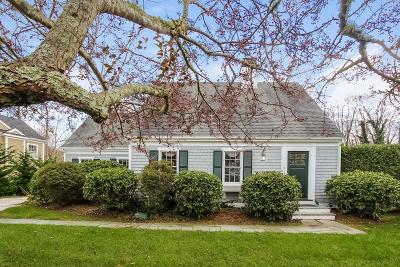 Falmouth Single Family Home For Sale: 9 Hawks Way
