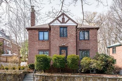 Brookline Condo/Townhouse Under Agreement: 63 Gardner Rd #63