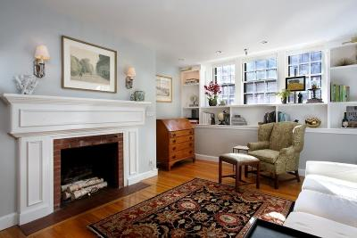 Condo/Townhouse Under Agreement: 255 Beacon Street #3