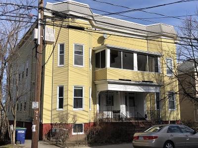 Somerville Multi Family Home Under Agreement: 25-27 Boston Street