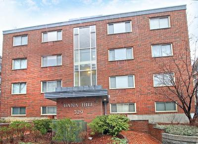 Cambridge Condo/Townhouse Under Agreement: 329 Harvard St #24