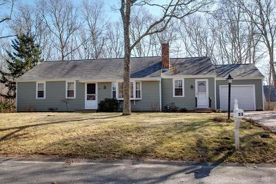 Falmouth Single Family Home Under Agreement: 53 Fishermans Cove Rd