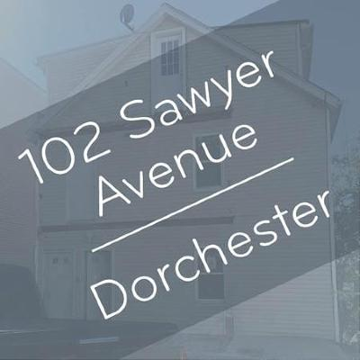 MA-Suffolk County Multi Family Home For Sale: 102 Sawyer Avenue