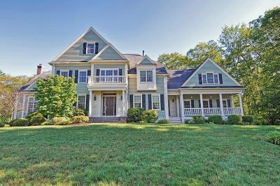 Holliston Single Family Home Under Agreement: 16 Kingsbury Drive