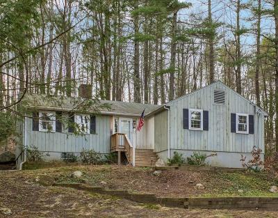Stow Single Family Home For Sale: 198 Boxboro Road