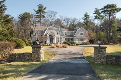 Cohasset MA Single Family Home For Sale: $1,799,000
