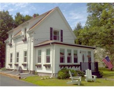Abington Single Family Home For Sale: 20 Robbins Ave