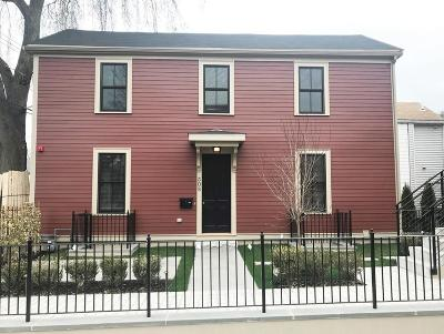 Cambridge MA Single Family Home Under Agreement: $1,695,000