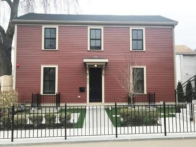 Cambridge, Somerville Condo/Townhouse Under Agreement: 308 Hurley Street #308