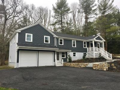 Norwell Single Family Home For Sale: 82 Mt Hope