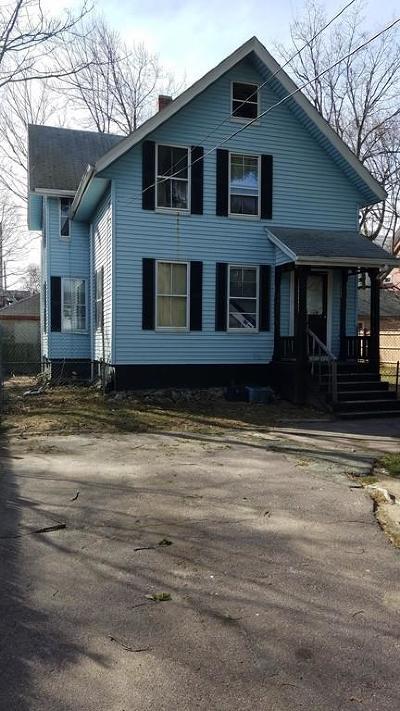 Malden Single Family Home Under Agreement: 36 Sprague St