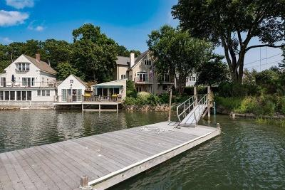 Cohasset MA Single Family Home For Sale: $2,399,000