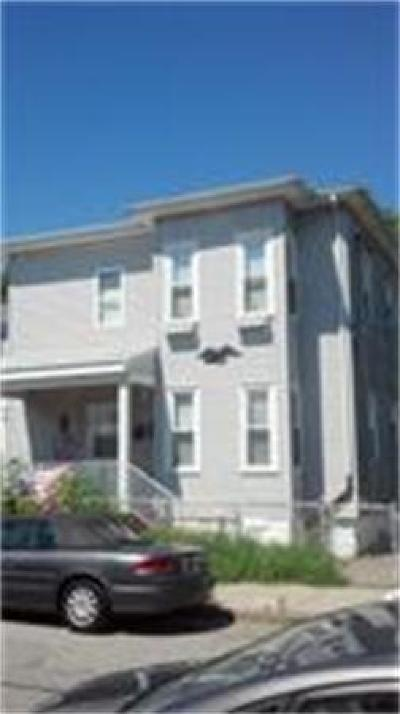 Fall River Multi Family Home For Sale: 25 Barclay Street