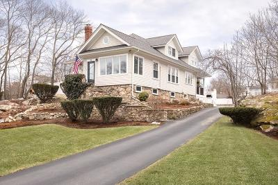 Hingham Single Family Home Contingent: 85 Canterbury