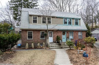 Brookline Single Family Home For Sale: 93 Highland Rd