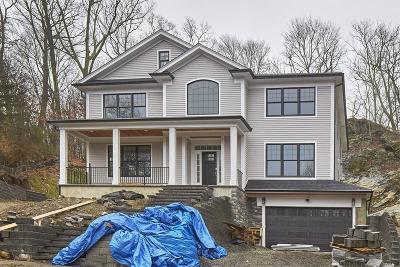 Newton Single Family Home Contingent: 19 Craigie Terrace
