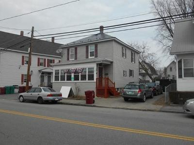 Lowell Single Family Home Under Agreement: 537 Lakeview Avenue
