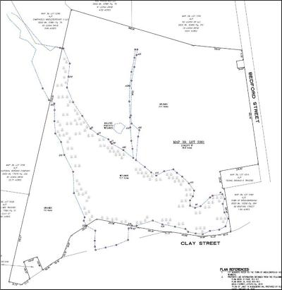 Middleboro Residential Lots & Land For Sale: Bedford St