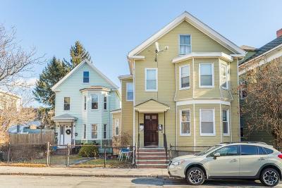 Somerville Multi Family Home For Sale: 116-118 Cross Street
