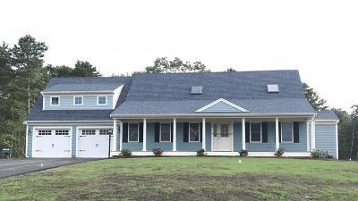 MA-Barnstable County Single Family Home Under Agreement: 3 Faith's Way
