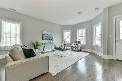 Somerville Condo/Townhouse For Sale: 68 Fremont St #2
