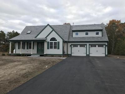 MA-Barnstable County Single Family Home Under Agreement: 4 Faith's Way