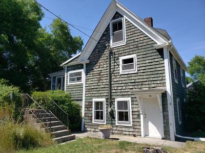 Rehoboth Single Family Home Under Agreement: 54 Tremont St
