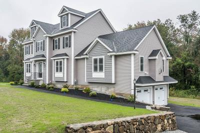 Billerica Single Family Home Contingent: 7 Fieldstone Lane