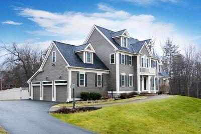 Lynnfield MA Single Family Home Contingent: $1,337,888
