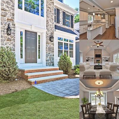 Foxboro Single Family Home For Sale: 12 Camp Road