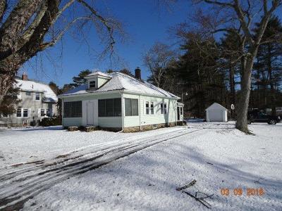 Middleboro Single Family Home Contingent: 145 Wareham St.