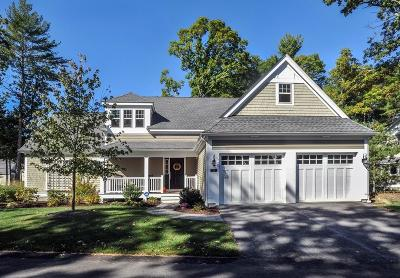 Duxbury Single Family Home For Sale: 30 Deacons Path #30