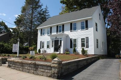Westborough Single Family Home For Sale: 65 West Main Street