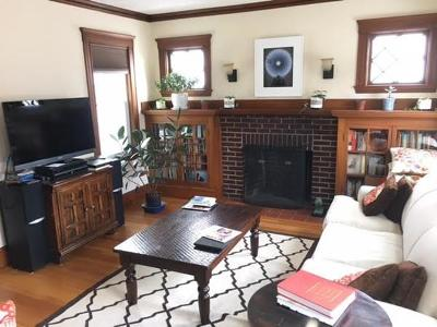 Newton Rental For Rent: 96 Central Ave #2