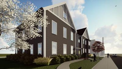 Condo/Townhouse Under Agreement: 15 Howard Ave #1